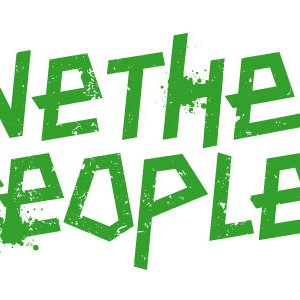 we the people logo white ba
