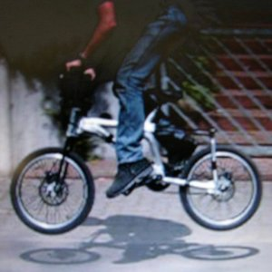 Michael Kemmerer Flexible BMX Fork 2.