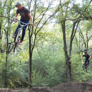 3rd jump at gsw trails