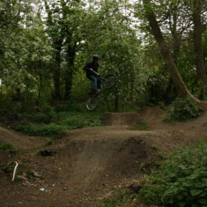 Air on the tabletop, jole street trails northwood hills london