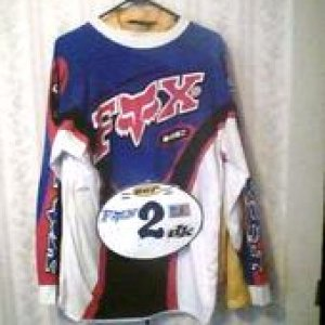 my race jersey and plate 96